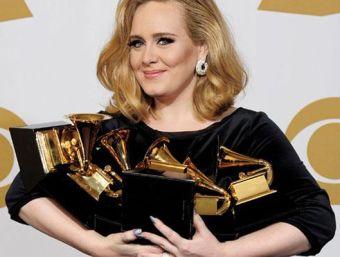 Los Premios Grammy 2012