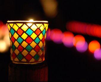 Velas de colores: vibras positivas para el alma