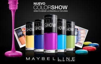Color Show de Maybelline New York