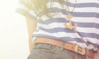 Tendencia primaveral: moda navy (o estilo marinero)