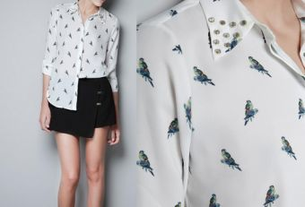 Tendencias: estampado animal
