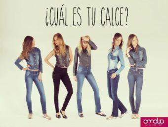 CONCURSO: Cuéntanos cuál es tu calce de jeans favorito y gana un jeans Amalia // GANADORA