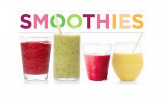 Pequeñas cosas increíbles: los smoothies