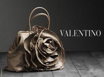 Carteras Valentino: ¡lindas, lindas, lindas!