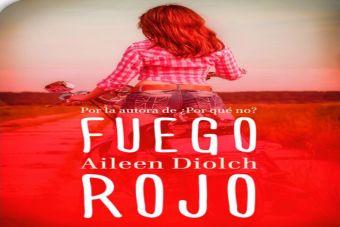 Comentario de libro: Fuego Rojo, de Aileen Diolch