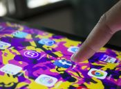 Tiempo empleado por usuarios en Facebook sufre fuerte caída