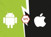 [Infografía] Android vs iPhone: 10 datos que debes conocer sobre esta rivalidad histórica