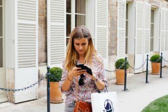 Usuarios de internet averiguan precios en la web antes de comprar en las tiendas