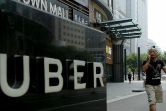 Uber se une a Didi para expandirse en el mercado chino