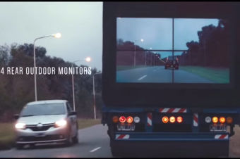 Campaña digital destacada: Safety Truck de Samsung