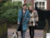 Kate Moss y su ex esposo no saben quién se quedará con el perro Archie
