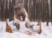 Campaña rusa para salvar a los osos salvajes