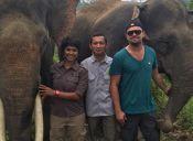 Lo que está haciendo Leo DiCaprio por los elefantes hará que te guste aún más