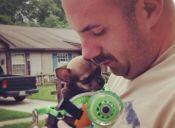 Crean silla de ruedas en impresora 3D para cachorro Chihuahua