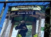 Mascotas fueron retiradas de cementerio canino y lanzadas a fosa común sin previo aviso