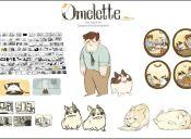 Omelette, hermoso corto animado que muestra la fidelidad de nuestras mascotas