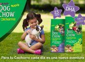 Purina lanza nuevo Dog Chow Cachorros