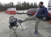 Spot, el perro robot creado por Google