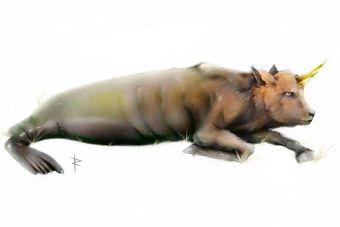 Animal mitológico: el Camahueto