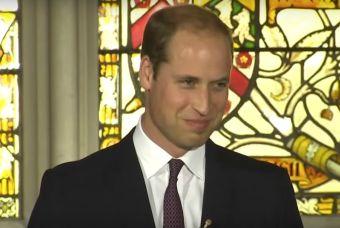 Príncipe William hace un llamado a China para que se detenga la caza de elefantes
