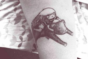 Tatuajes de mascotas, ¿te tatuarías a la tuya?