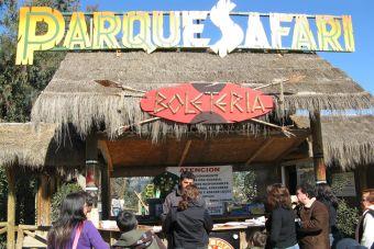 Conoce la aventura que ofrece el Parque Safari Zoológico de Rancagua