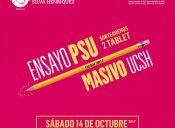 Ensayo Masivo PSU UCSH 2017