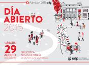 Inscríbete y participa en el Día Abierto UDP 2015