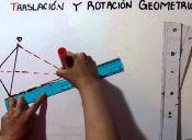 Preguntas PSU de Matemáticas: rotación de figuras planas