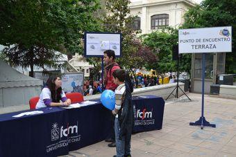¡Más mujeres ingenieras! ¿Cómo ingresar al PEG de la U. de Chile?