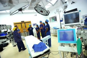 Puntaje de corte: Obstetricia y Puericultura 2017