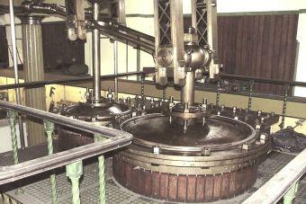 Las principales ponderaciones de: Ingeniería Mecánica