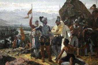 Preguntas PSU de Historia: período de la Conquista y época colonial