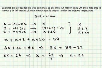 Preguntas PSU de Matemáticas: ecuación de primer grado