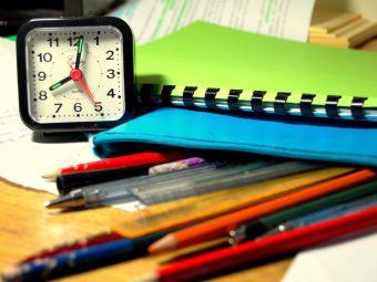 ¿Cuál es la hora más recomendable para estudiar?