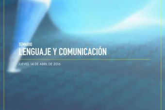 Admisión 2017: Temario PSU 2016 Lenguaje y Comunicación