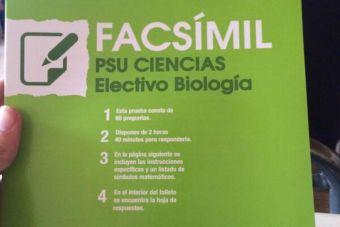 Admisión 2017: Temario PSU 2016 Ciencias