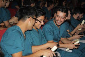 Puntaje de corte: Kinesiología 2016