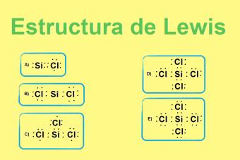 Psu Ciencias Estructura De Lewis Psu