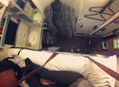 Experiencias de viaje: Durmiendo a bordo de un tren, The Caledonian Sleeper, Reino Unido.