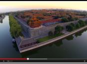 Video: Beijing desde las alturas