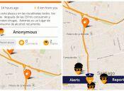 Citycop: una app para localizar barrios más seguros en las ciudades que visitas