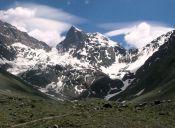 Imágenes inspiradoras: Glaciar San Francisco, Monumento Nacional El Morado, Chile