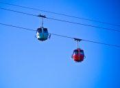 ¡Vuelve teleférico del Cerro San Cristobal! ¡Vota por el color favorito!