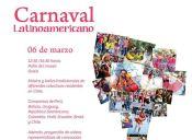 Carnaval en el Museo Histórico Nacional