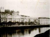 Día de Patrimonio Cultural en Edificio Cousiño de Valparaíso