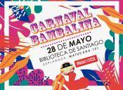 Carnaval Bambalina en Biblioteca de Santiago