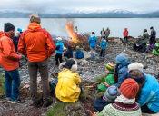Imágenes inspiradoras: Midsommer, Tromso, Troms Fylke, Noruega