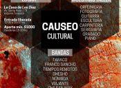 Causeo Cultural en Casa de Los Diez
