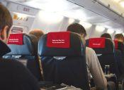 Pasajero pierde la paciencia en el avión y es multado por 600 dólares